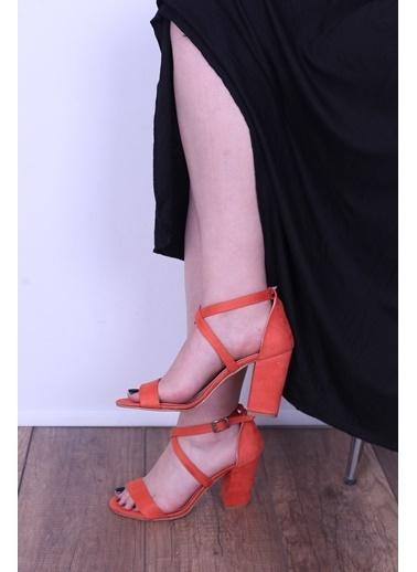 Derigo Sandalet Oranj